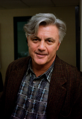 photograph of John Irving